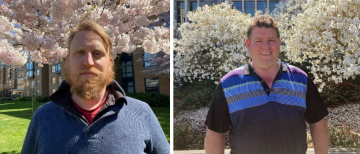 Lindsay Forsyth & Jeff Bosworth promoted in Municipal Services within Building Operations